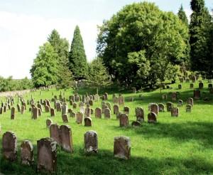 Jüdischer Friedhof in Schmieheim