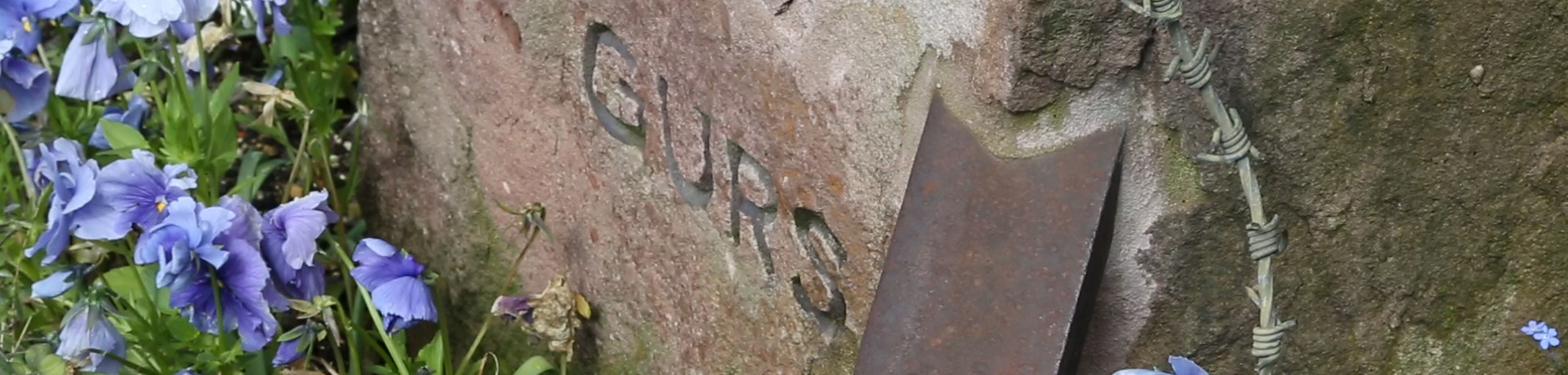 Gengenbach-Gedenkstein-Gurs