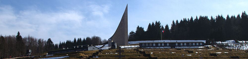 Gedenkstätte Natweiler. Foto: Claude TRUONG-NGOC