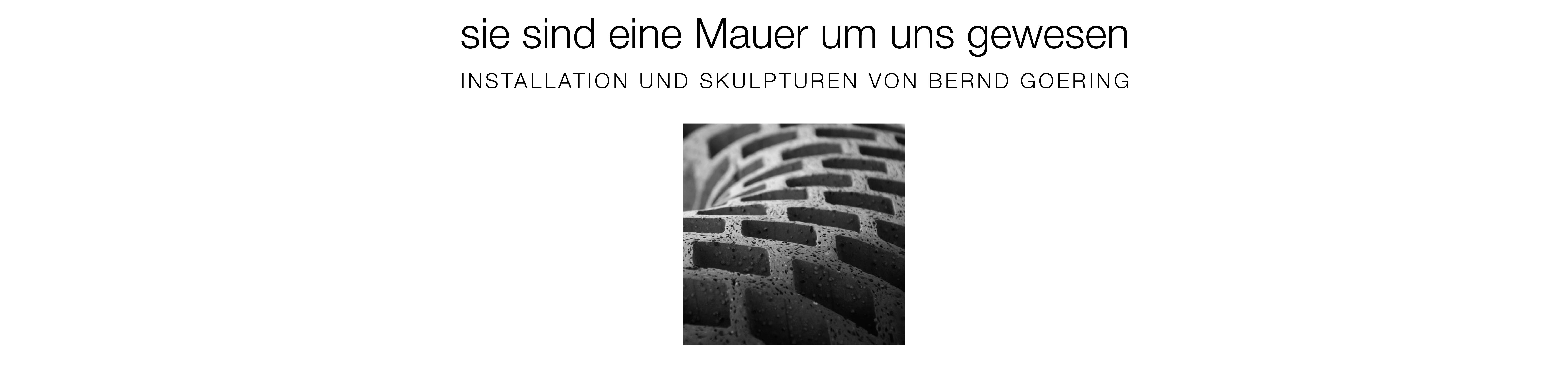 """Ausstellung Sulzburg """"sie sind eine Mauer um uns gewesen"""""""