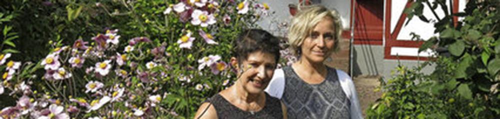 Carola Grasse, Monika Miklis und Olga Maryanovska (nicht auf dem Bild) laden zum Europäischen Tag der Jüdischen Kultur am 3. September ein Foto: Georg Voß