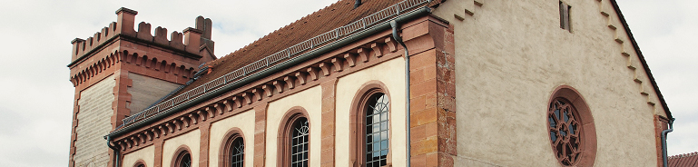 Ehemalige Synagoge Kippenheim