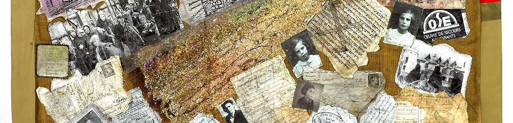 Collage_Eva Mendelson_Museum im Ritterhaus