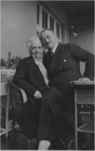 Fanny und Walter Levi_Foto: Carla Steuer
