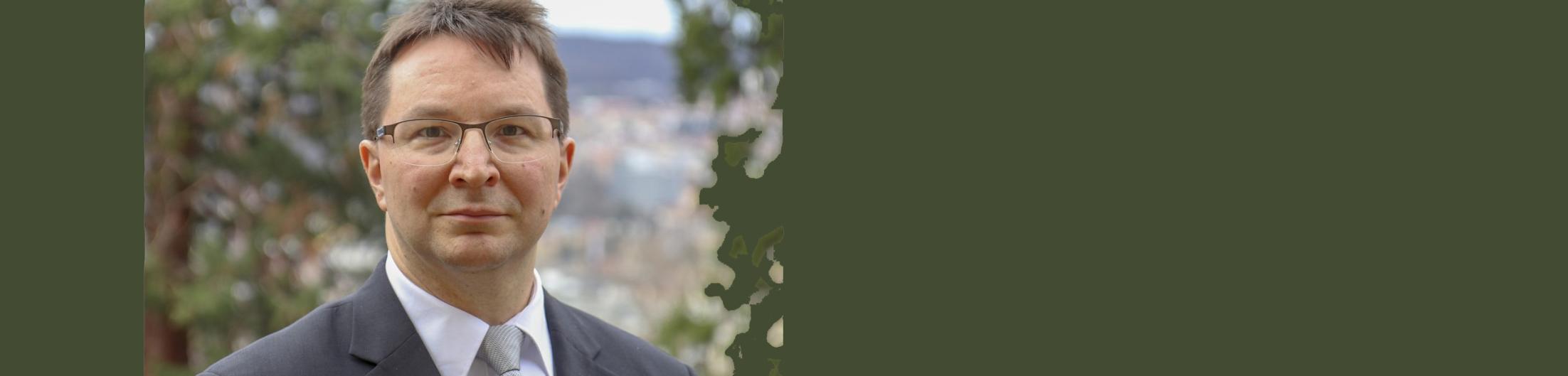 Dr. Michael Blume (Bild: Land BW)
