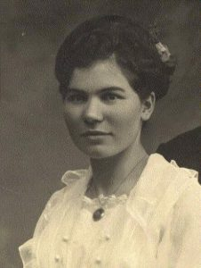Katharina Vieser, Stolperstein Kippenheim